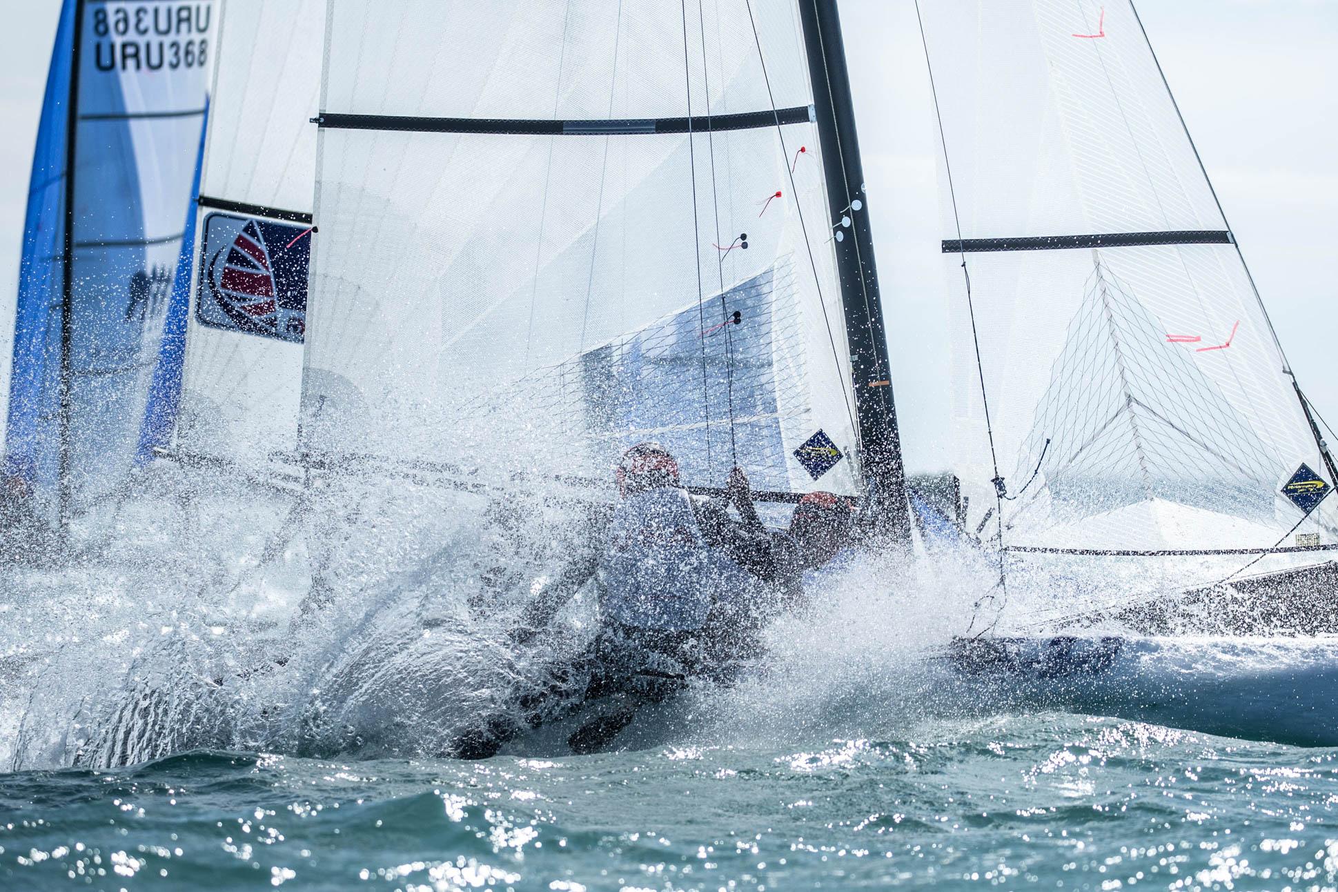 Championnat du Monde Nacra 17 VIDEO